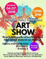 Vermilion Valley Conference Art Show