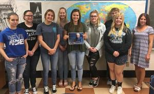 Student Leaders Raise Money for Educational Fund