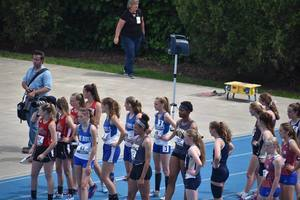Girls in Action at State