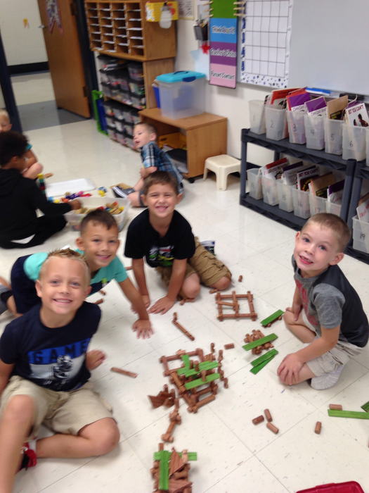 Lincoln logs!!