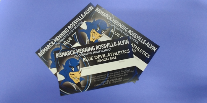 Blue Devil Passes