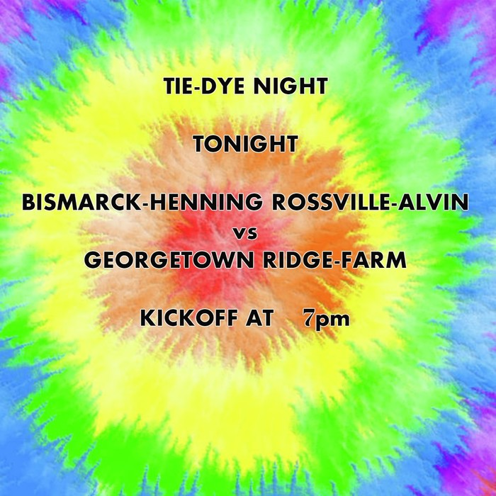 Tie-Dye Night