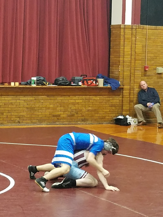 Blue Devil Wrestling