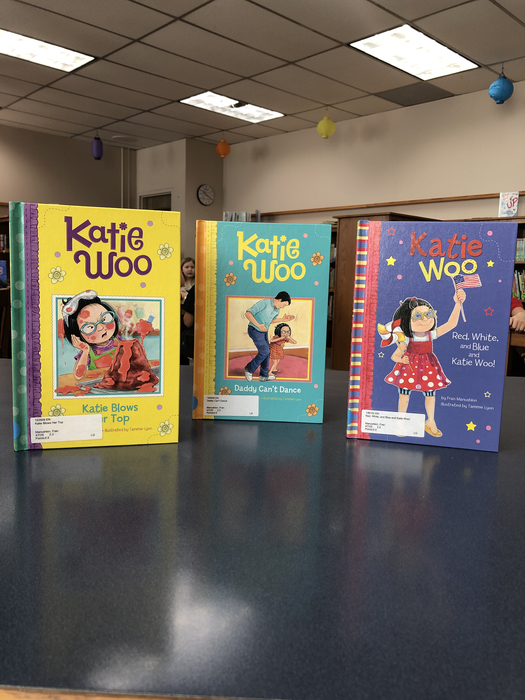 Katie Woo chapter books