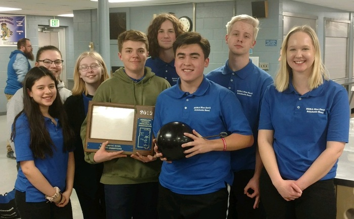 Scholastic Bowl County Champs