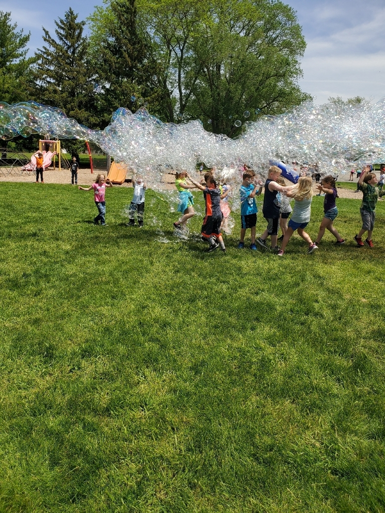 mass of bubbles