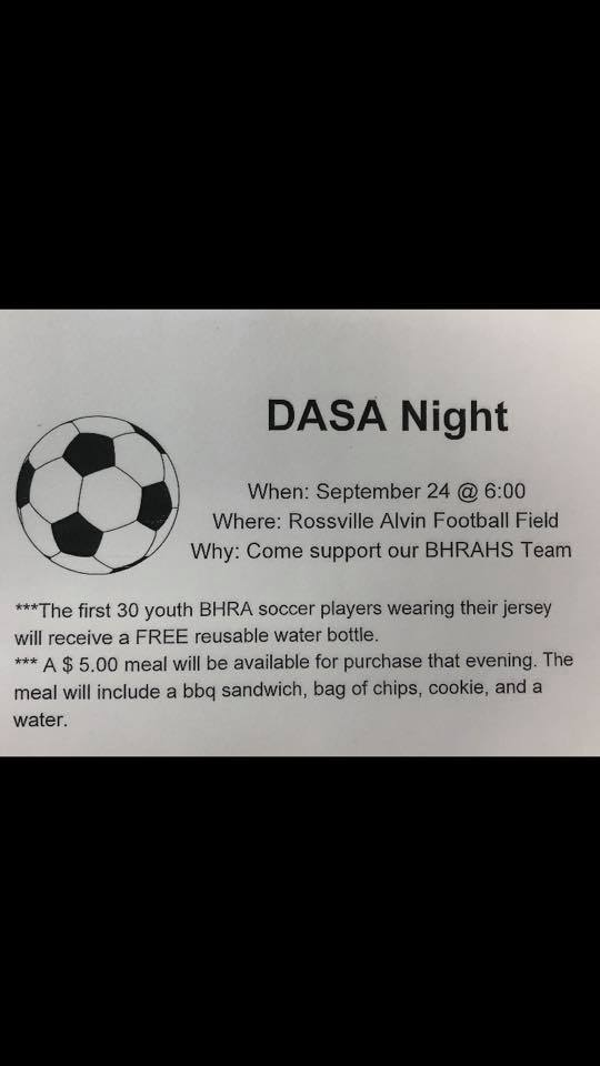 DASA Night