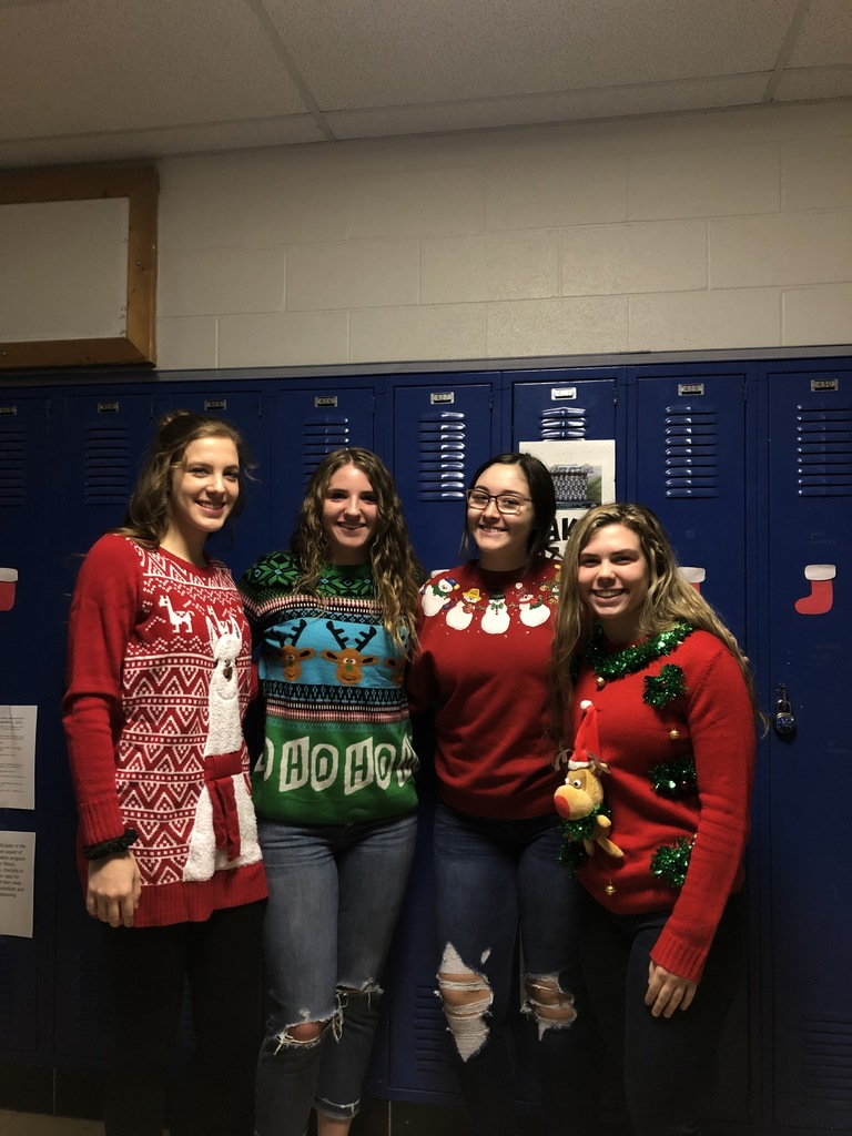 Ugly Christmas Sweaters